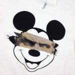 Michelangelo Mickey mouse