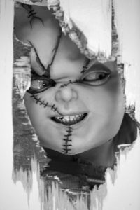 chucky tattoo idea